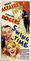 Movie Posters:Musical, Swing Time (RKO, 1936)....