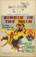 Movie Posters:Musical, Singin' in the Rain (MGM, 1952)....