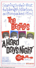 Movie Posters:Musical, A Hard Day's Night (United Artists, 1964)....