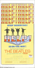 Movie Posters:Musical, Help (United Artists, 1965)....