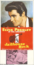 Movie Posters:Musical, Jailhouse Rock (MGM, 1957)....
