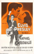 Movie Posters:Musical, King Creole (Paramount, 1958)....
