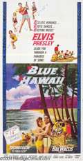 Movie Posters:Musical, Blue Hawaii (Paramount, 1961)....