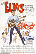 Movie Posters:Elvis Presley, California Holiday(MGM, 1966)....