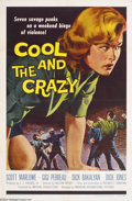 Movie Posters:Bad Girl, The Cool and the Crazy (American International, 1958)....