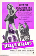 Movie Posters:Action, Hell's Belles (American International, 1970)....