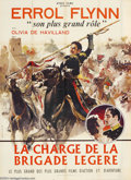 Movie Posters:Adventure, The Charge of the Light Brigade (Warner Brothers, 1936)....