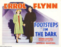 Movie Posters:Mystery, Footsteps in the Dark (Warner Brothers - First National, 1941)....