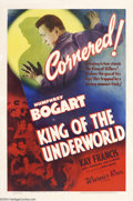 Movie Posters:Crime, King of the Underworld (Warner Brothers, 1939)....