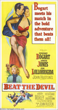 Movie Posters:Comedy, Beat the Devil (United Artists, 1954)....