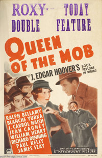 Queen of the Mob (Paramount, 1940)