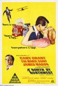 Movie Posters:Mystery, North by Northwest (MGM, 1959)....