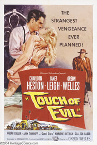 Touch of Evil (Universal,1958)