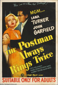 Movie Posters:Film Noir, The Postman Always Rings Twice (MGM, 1946)....