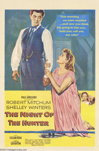 Night of the Hunter (United Artists, 1955)