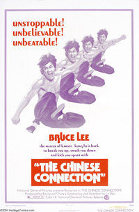 Bruce Lee Collection (Warner Bros., National General, Columbia, Bryanston 1973-1974). ... (36 pieces)