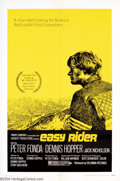 Movie Posters:Drama, Easy Rider (Columbia, 1969).... (8 pieces)