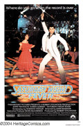 Movie Posters:Musical, Saturday Night Fever (Paramount, 1977)....