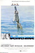 Movie Posters:Action, Deliverance (Warner Brothers, 1972)....