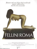 Movie Posters:Drama, Roma (United Artists, 1972)....