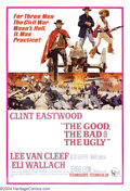 Movie Posters:Western, The Good, the Bad, and the Ugly (United Artists, 1968)....