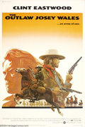 Movie Posters:Western, The Outlaw Josey Wales (Warner Brothers, 1976)....