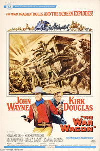 The War Wagon (Universal, 1967)
