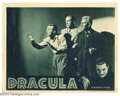 Movie Posters:Horror, Dracula (Universal, R-1938)....
