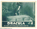 Movie Posters:Horror, Dracula (Universal, R-1947)....