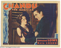Movie Posters:Fantasy, Chandu the Magician (Fox, 1932)....