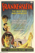 Movie Posters:Horror, Frankenstein (Universal, 1931)....