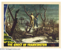 The Ghost of Frankenstein (Universal, 1942)