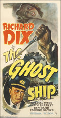 Movie Posters:Horror, The Ghost Ship (RKO, 1943)....