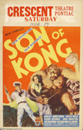 Movie Posters:Horror, Son of Kong (RKO, 1933)....