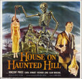 Movie Posters:Horror, House on Haunted Hill (Allied Artists, 1959)....