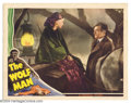 Movie Posters:Horror, The Wolf Man (Universal, 1941).... (5 pieces)