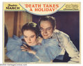 Movie Posters:Fantasy, Death Takes a Holiday (Paramount, 1934)....