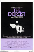 Movie Posters:Horror, The Exorcist (Warner Brothers, 1974).... (9 pieces)