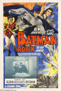 The New Adventures of Batman and Robin (Columbia, 1949)