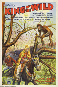 King of the Wild (Mascot, 1931).... (9 Movie Posters)