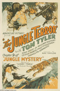 Movie Posters:Serial, Jungle Mystery (Universal, 1932)....