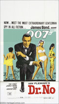 Movie Posters:Action, Dr. No (United Artists, 1962)....