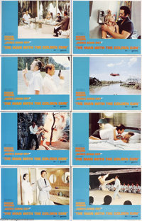 James Bond (Roger Moore) Poster Lot (United Artists, 1974-1985).... (13 pieces)