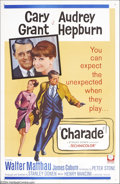 Movie Posters:Mystery, Charade (Universal, 1963)....