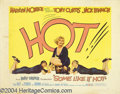 "Movie Posters:Comedy, Some Like It Hot (United Artists, 1959). Half Sheet (22"" X 28""). Director Billy Wilder's screwball comedy about two down-on-..."
