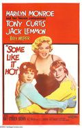 Movie Posters:Comedy, Some Like It Hot (United Artists, 1959)....