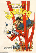 Movie Posters:Animated, The Riveter (RKO, 1940)....