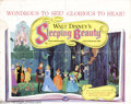 Movie Posters:Animated, Sleeping Beauty (Buena Vista, 1959).... (2 pieces)