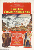 Movie Posters:Drama, The Ten Commandments (Paramount, 1956)....