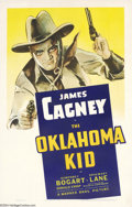 Movie Posters:Western, The Oklahoma Kid (Warner Brothers, 1939)....